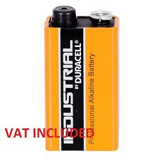 20x Duracell 9V PP3 Industrial Procell Batterie,Rilevatore Di Fumo LR22 BLOC