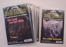 John Sinclair in 100er Paketen (Bastei) 1. Auflage Nr. 1601-1700 zus. (Z0-1)