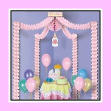 Pink Baby Shower Decorating Kit  - It's a Girl!