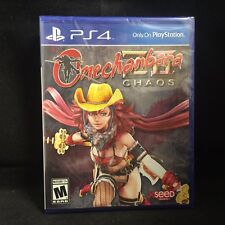 Onechanbara ZII: Chaos  (PlayStation 4) BRAND NEW / Region Free