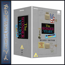 THE WONDER YEARS - COMPLETE SERIES DELUXE EDITION  **BRAND NEW DVD BOXSET***