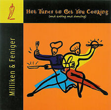 Hot Tunes To Get You Cooking by Milliken & Feniger - CD