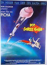 Der große Knall THE BIG BANG Picha - Filmplakat DIN A1 (gerollt)