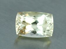 IF 4.56 Ct  Top Quality Sparkling Color Deep Yellow Natural Kunzite