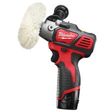 Milwaukee 2438-20 M12 12-Volt Variable Speed Polisher/Sander w/ Accessory Pack