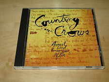 August & Everything After by Counting Crows (CD, Sep-1993, Geffen)