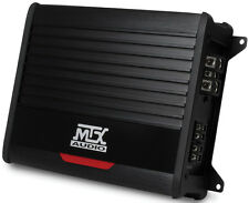 MTX THUNDER500.1 500W RMS Mono Block Class D Amplifier FREE SHIPPING WARRANTY