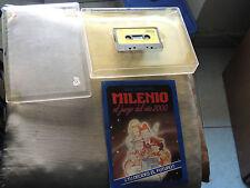 MILENIO EL JUEGO DEL AÑO 2000 ALEA MSX M.I.A AÑO 1987 COMPLETO MANUAL CAJA USADO