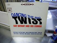 RAY BRYANT AND HIS COMBO Dancing The Big Twist LP EX Stereo 1961 Columbia 6eye