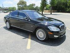 Mercedes-Benz : S-Class 4dr Sdn 5.5L