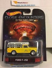 Ford F-250 * Close Encounters * Hot Wheels Retro Series * H36