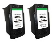 2 Druckerpatronen für Canon PG-540XL Pixma MG4200 MX375 MX435