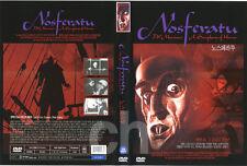 Nosferatu (1922) - F.W. Murnau, Max Schreck, Gustav von Wangenheim  DVD NEW