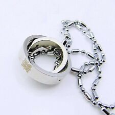 Vampire Knight ring necklace