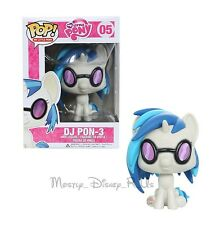 My Little Pony DJ Pon-3 Funko Pop Vinyl Figure MLP Brony Figurine Collectible 05