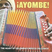 AYOMBE!: THE HEART OF COLOMBIA'S MUSICA VALLENATA (NEW CD)