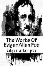The Works of Edgar Allan Poe : In Five Volumes by Edgar Allan Poe (2015,...