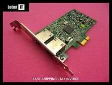 Dell Broadcom 5720 Dual Port 1GbE PCIe Network Adapter Card 0FCGN