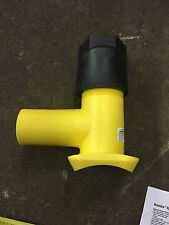 Proformance Pipe Fusion Butt Tap Taping Tee Gas Service Line 65m 6X2 IPS