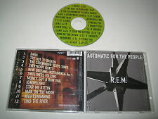 R.E.M./AUTOMATIC FOR THE PEOPLE(WARNER/9362-45055-2)CD ALBUM
