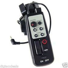 LANC Camera/Video Remote Control with A/V R for Sony HDR-HC1, FX1, UX1