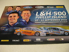 V8 SUPERCARS  FORD FPR RACING  TEAM POSTER  big 600MM HOLDEN TOYOTA NISSAN