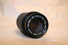 Rokinon F4.5-5.6 80-200MM MC Macro 1:4 Zoom Lens - Vintage