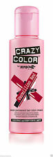 Crazy Color Semi Permanent Hair Dye 100ml. 40 Vermillion Red