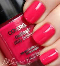 COVERGIRL Outlast Stay Brilliant Nail Gloss #170 RELIABLE RED