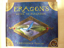 Eragons Guide to Alagaesia by Christopher Paolini Hardback 2009 New