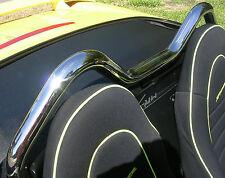 LAST FRENZY TOYOTA MR2 POLISHED STAINLEESS STEEL STYLE BAR ROLL 2000-2006