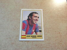 original PANINI STICKERS EURO FOOTBALL 76 1976 Juan Manuel ASENSI (Nr 85)