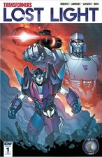 Transformers: Lost Light 1 Bad Wolf Comics Exclusive Variant Sajad Shah cover