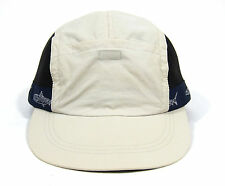 VTG 90S COLUMBIA SPORTSWEAR NYLON 5 PANEL HAT TRIBAL OUTDOORS CAP POLO NYC SKATE