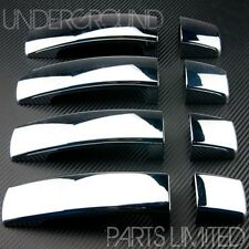 CHROME HANDLE COVERS TRIM LAND ROVER FREELANDER 2 2007-2010 2.2 TD4 HSE GS HSTXS