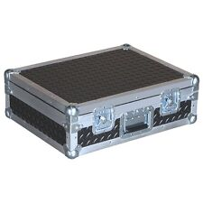 "Diamond Plate Rubber Laminate ATA 3/8"" Ply Case for M-AUDIO M AUDIO NRV10 8-CH"