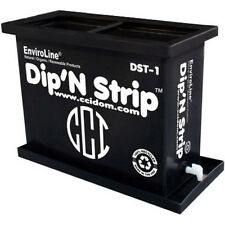 CCI DST-1 Dip N' Strip Tank 30 Gallon Dip Tank with Lid and spigot FREE SHIPPING