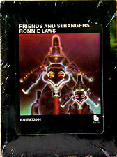 RONNIE LAWS Friends And Strangers NEW SEALED 8 TRACK CARTRIDGE