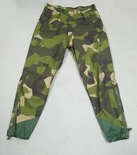 "34"" WAIST BRAND NEW GENUINE SWEDISH M90 SPLINTER PATTERN TROUSERS - BUSHCRAFT"