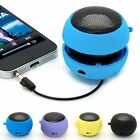 MINI PORTABLE TRAVEL SPEAKER 2.4W FOR APPLE IPOD IPHONE MP3 CELL PHONE TABLET
