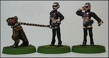 Shadowforge Miniatures Gridiron Wicked ELF Team Squadra di sicurezza