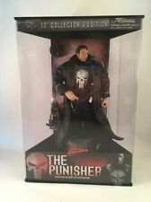 "Marvel Studios PUNISHER 12"" Collector's Edition Figure NEW '04 Thomas Jane MOVIE"