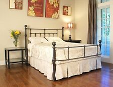 The Most Beautiful Iron Bed ~ Queen Size - Private Label Liquidation