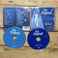 Ella Fitzgerald : Gold - All Her Greatest Hits (2CDs) (2003)