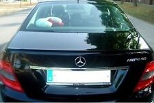 Mercedes-Benz W204 Trunk Lip Spoiler