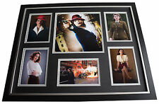 Hayley Atwell SIGNED Framed Photo Autograph Huge display Captain America COA