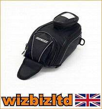 Motorbike MINI Magnetic Tank Bag (7 ltr) SUPERB QUALITY with Rain Cover LUGTNK24