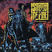 Streets of Fire by Original Soundtrack (CD, Feb-1995, Bgo)
