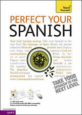 Perfect Your Spanish: Teach Yourself (Book/CD Pack), Kattan-Ibarra, Juan, Excell