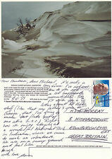1993 THE DUNES NATIONAL LAKESHORE INDIANA UNITED STATES POSTCARD